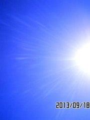 Sun September 2013