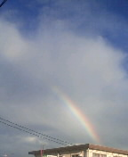 2013年10月のrainbow 虹